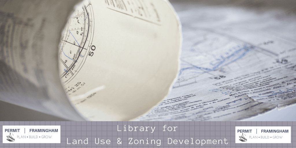 Land Use and Zoning Banner