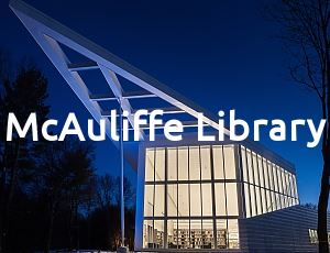 McAuliffe Library Link