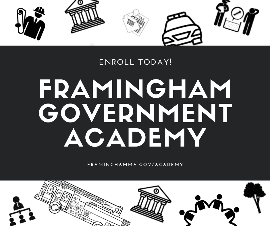 image showing banner for Government Academy
