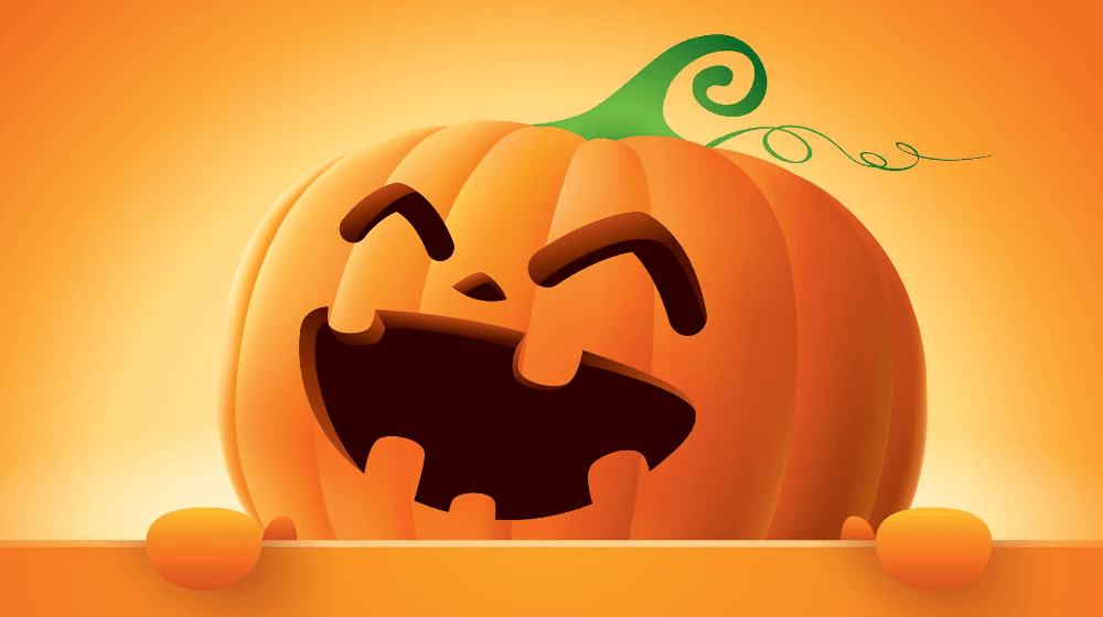 image showing a Halloween pumpkin