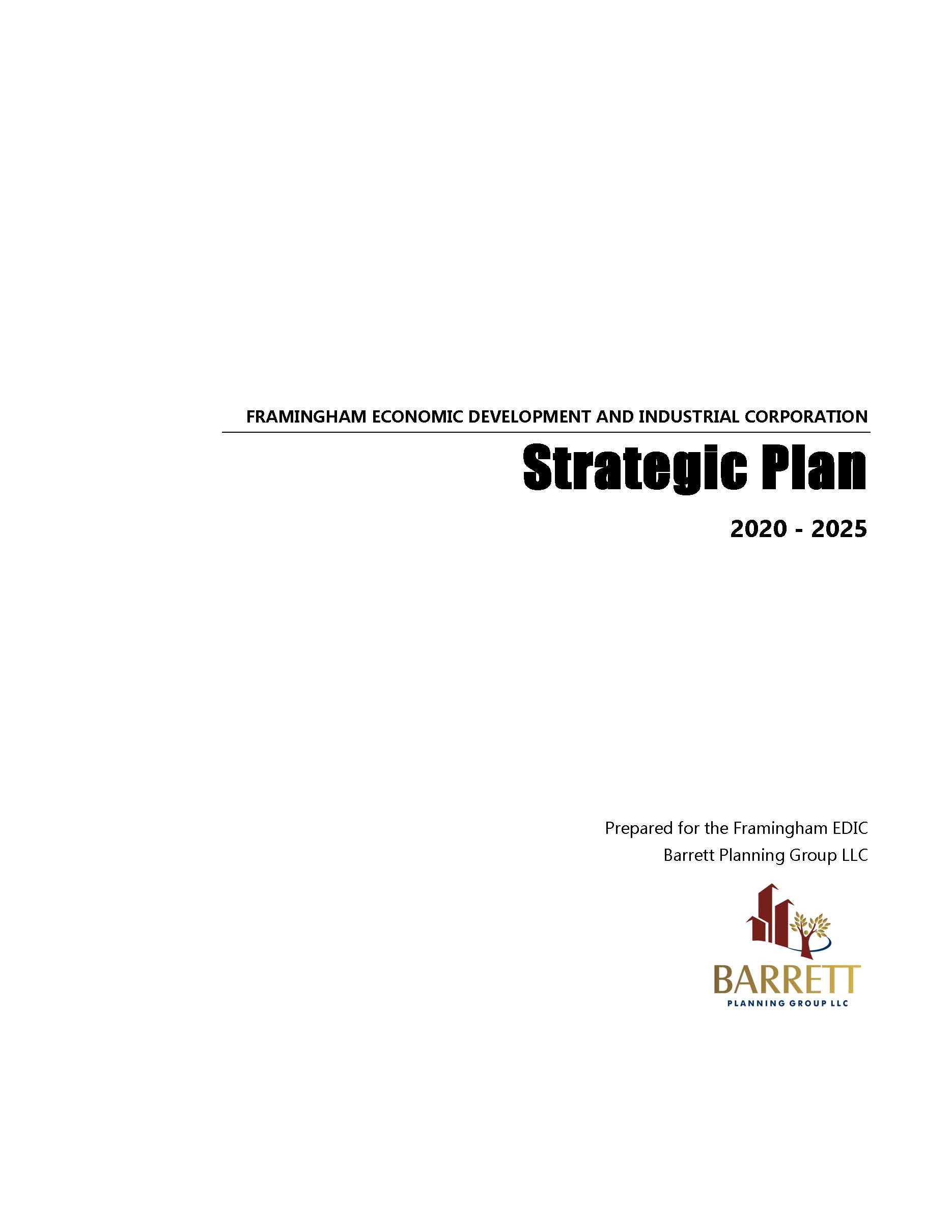 Framingham EDIC Strategic Plan 2020-FINAL-COVER